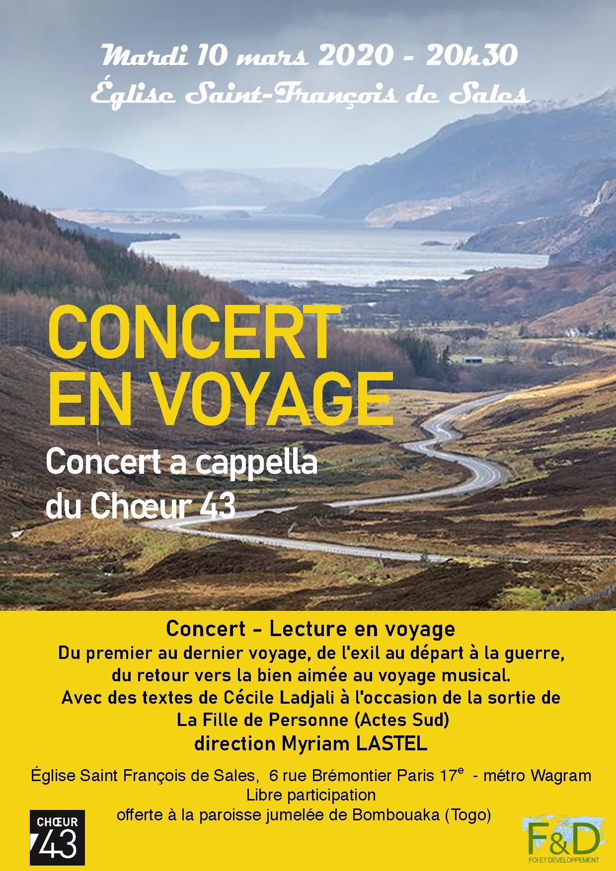 concert 43 SFS 20200310